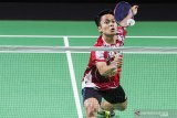Taklukkan Chen Long, Ginting melaju ke semifinal Singapore Open