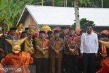 Masyarakat Muaro Takuang Bakau Adat, tradisi tahunan tetap dilestarikan