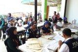 Di Konsulat RI Tawau Jokowi-Ma'ruf Amin unggul 73 persen