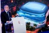 Real Madrid poles Santiago Bernabeu dengan ratusan juta euro