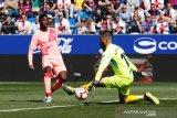 Barcelona ditahan imbang Huesca 0-0