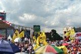 Ribuan warga Bandarlampung hadiri kampanye akbar terakhir