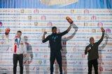 Atlet panjat tebing Indonesia  raih perunggu di kejuaraan dunia Moskow
