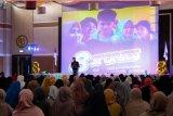 Edukasi politik milenial melalui nobar film ala PKS
