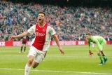 Huntelaar bantu Ajax hancurkan Excelsior 6-2 dengan trigol