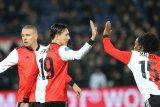 Meski sepuluh pemain, Feyenoord hentikan perlawanan Heracles