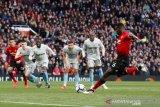 Dapat dua penalti, MU menang 2-1 atas West Ham