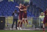Gol semata wayang Dzeko menangkan Roma atas Udinese 1-0
