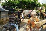 Bawaslu Parigi Moutong tertibkan APK pascakampanye pemilu