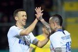 Inter bawa raih tiga poin dari markas Frosinone