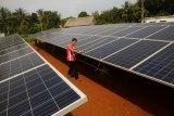 Perawatan panel surya