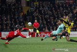 Tundukkan Watford, Arsenal lolos ke empat besar