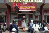 Lapas Kelas IIA Mataram siapkan enam TPS Pemilu 2019