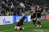 Liga Champions - Ajax berpeluang mencapai juara