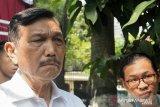 Isi pembicaraan melalui telepon Luhut dengan Prabowo Subianto dibuka