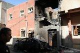 Serangan roket menewaskan enam orang di ibu kota Libya