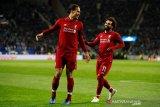 Liverpool ke semifinal Liga Champion setelah menang 4-1 di markas Porto