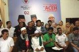 BPN: Prabowo-Sandi unggul 82 persen di Aceh