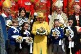 Ratu Elizabeth rayakan ulang tahun ke-93 dengan hadiri paskah