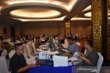 Situng KPU masuk 4,6 persen, Jokowi-Ma'ruf masih unggul
