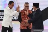 Pengamat: Rekonsiliasi Prabowo-Jokowi bisa dinginkan suasana