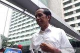 Joko Widodo nyatakan  kirim utusan untuk bertemu Prabowo