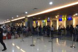 Operasional Terminal Domestik Bandara I Gusti Ngurah Rai kembali normal
