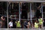 15 jasad ditemukan usai baku tembak di Sri Lanka