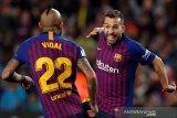 Jordi Alba: Kerja keras kunci untuk raih trofi La Liga