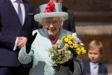 Ratu Elizabeth II selenggarakan nonton 'drive-in' di kediaman pribadi