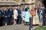 Keluarga kerajaan Inggris terluka dan kecewa dengan pengumuman Harry-Meghan
