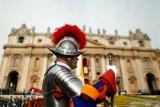 Ibadah paskah di Vatikan berlangsung tanpa jemaat