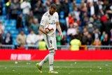 Zidane klaim Benzema Nomor 9 terbaik dunia