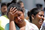 Sri Lanka cabut jam malam terkait pengeboman