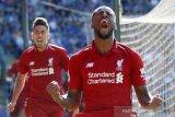 Liverpool kembali ke puncak usai hajar Cardiff