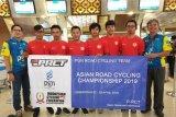 Timnas balap  berharap  IRR di Kejuaraan Asia Uzbekistan