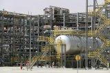 Pipa saluran minyak Arab  Saudi diserang