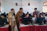 43 SMP di Minahasa Tenggara laksanakan UNBK