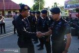 200 personel Brimob Polda NTT BKO Polda Metro Jaya