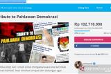 Masyarakat galang dana solidaritas petugas KPPS meninggal lewat kitabisa.com