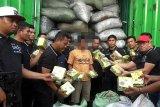 Polisi gagalkan pengiriman sabu-sabu dengan truk kontainer