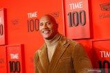 Dwayne Johnson, jadi aktor bayaran tertinggi versi Forbes