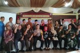 Forpimda-masyarakat Kota Magelang deklarasi damai pascapemilu