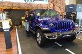 Jeep Wrangler dan Compass di pameran IIMS