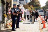 Polisi Selandia Baru kejar pelaku penembakan petugas saat razia