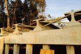 Jembatan lama GL Zoo Yogyakarta dibongkar pada pekan ketiga Mei
