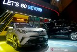 Teknologi yang ditonjolkan Toyota dalam IIMS 2019