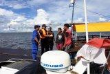 Tim gabungan tangkap kapal tanpa identitas di Teluk Kumai