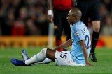 Fernandinho: M. City berlaga seperti