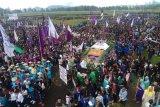 Ribuan Pemuda GMIM Gelar Selebrasi Paskah